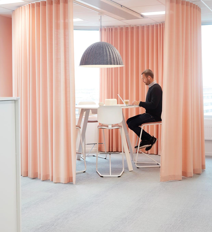 Kontorsmöbler | inredningsarkitekt Malmö